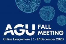 AGU Fall Meeting 2020 logo