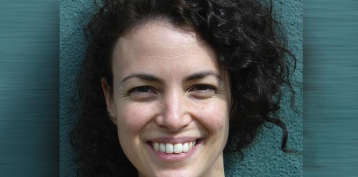 headshot of Talia Tamarin-Brodsky