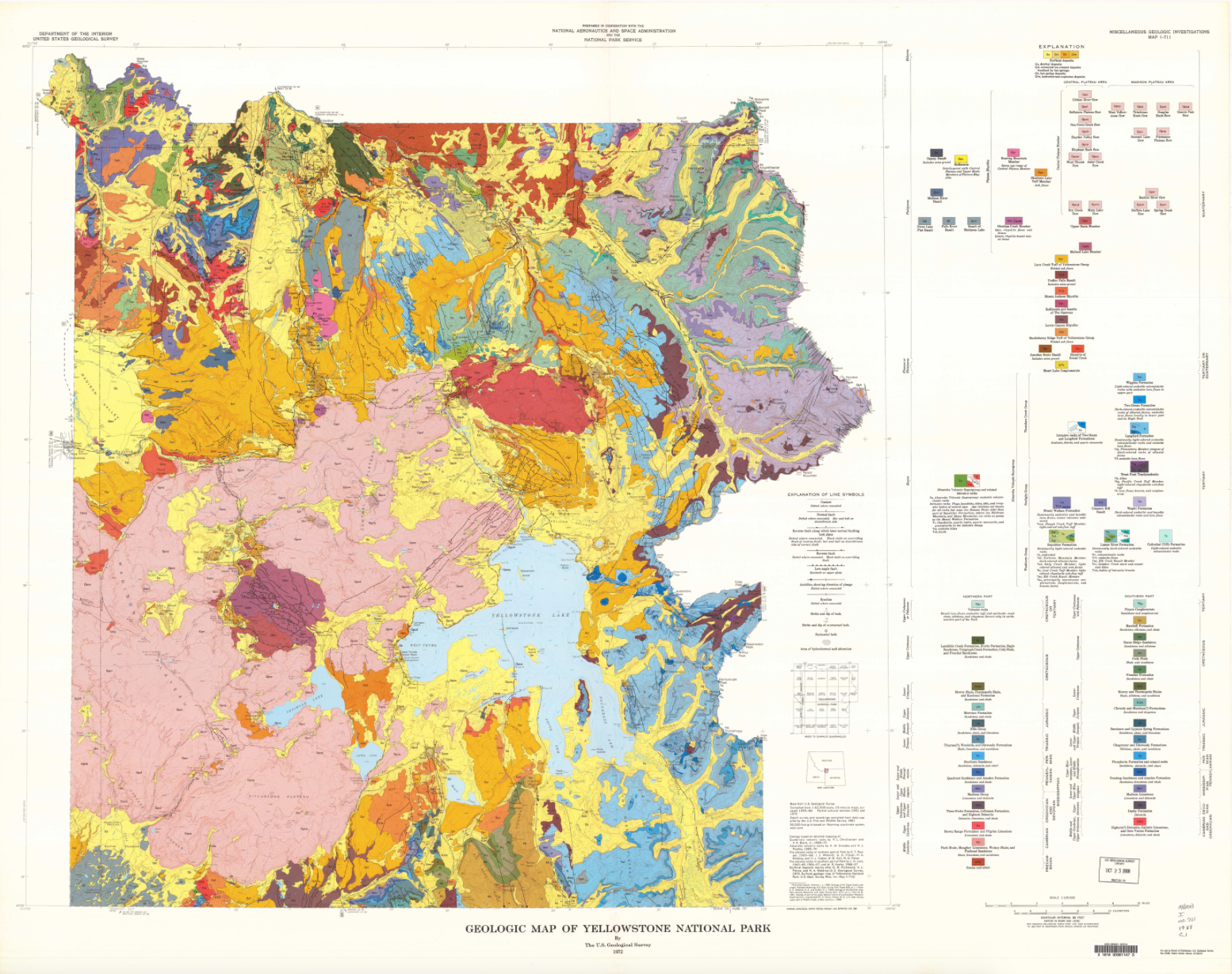 Classroom Earth: DEAPS Yellowstone 2016 | MIT Department of Earth ...
